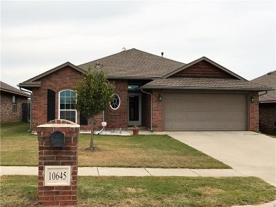 Midwest City Single Family Home For Sale: 10645 SE 26th Street