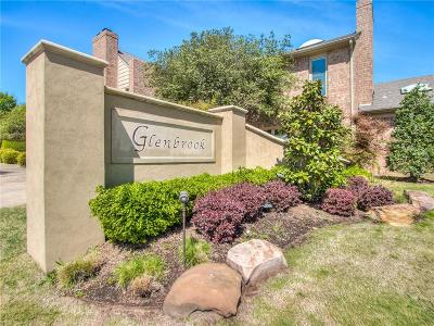Oklahoma City Condo/Townhouse For Sale: 1201 S Glenbrook Drive #1