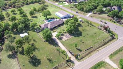Single Family Home For Sale: 6701 S Peebly Road