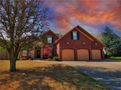 Oklahoma City Single Family Home For Sale: 1408 SW 137th Street