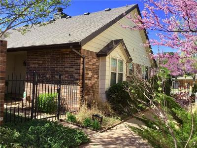 Oklahoma City Single Family Home For Sale: 9524 Westgate Road #C1