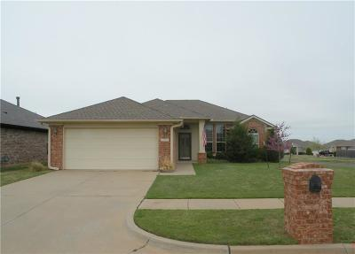 Edmond Single Family Home For Sale: 2401 NW 160th Street