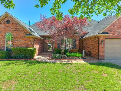 Oklahoma City Single Family Home For Sale: 11400 Brockton Place
