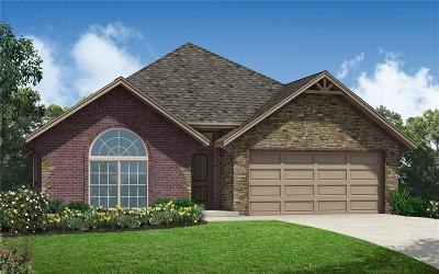 Edmond Single Family Home For Sale: 6612 NW 157th Street