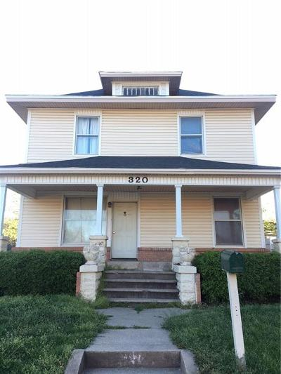 Single Family Home For Sale: 320 S Macomb Avenue
