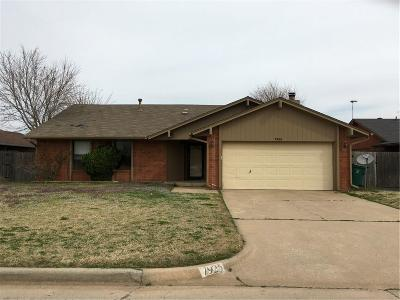 Oklahoma City Single Family Home For Sale: 7925 NW 82nd Street