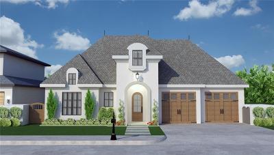 Edmond Single Family Home For Sale: 15605 Woodleaf Lane