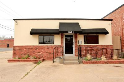 Oklahoma City Commercial For Sale: 1021 NW 6th Street