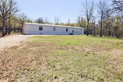 Luther Single Family Home For Sale: 20480 N Blackjack Road