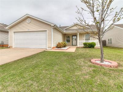 Edmond Single Family Home For Sale: 1809 NW 145th Street