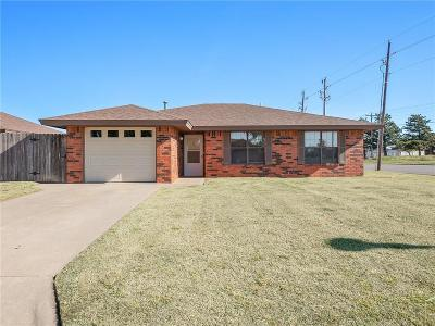 Weatherford Single Family Home For Sale: 2317 Seth Avenue