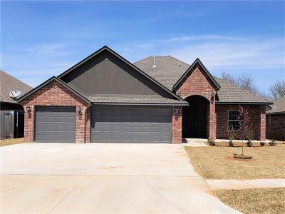 Mustang Single Family Home For Sale: 765 W Old Farm Way