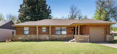 Oklahoma City Single Family Home For Sale: 3248 NW 47th Street