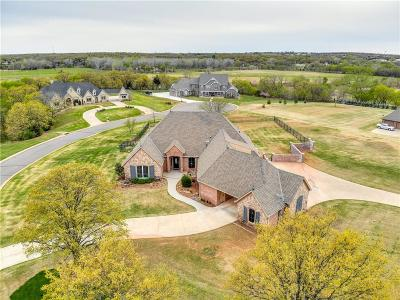 Edmond Single Family Home For Sale: 1615 Blue Bird Circle