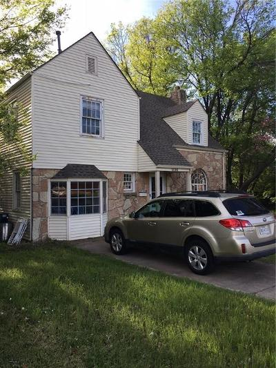 Norman Single Family Home For Sale: 1126 Classen Boulevard