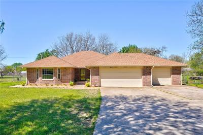 Midwest City Single Family Home For Sale: 519 N Post Road