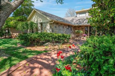 Oklahoma City Single Family Home For Sale: 4205 Wind Chime Drive