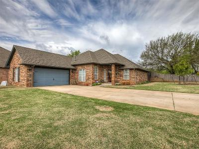Oklahoma City Single Family Home For Sale: 11501 Copper Trails Lane