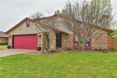 Oklahoma City Single Family Home For Sale: 816 Waterview Road