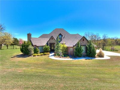 Edmond Single Family Home For Sale: 5200 Wheatley Way