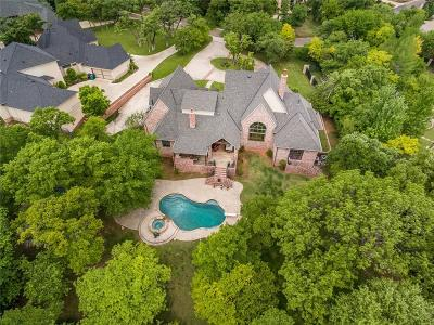 Oklahoma City Single Family Home For Sale: 11620 W Old Mill Road