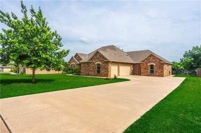 Tuttle Single Family Home For Sale: 4602 Timber Ridge Road