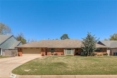 Oklahoma City Single Family Home For Sale: 2925 Rossmore Place
