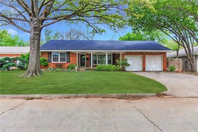 Oklahoma City Single Family Home For Sale: 9817 Chesterton Place