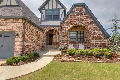 Edmond Single Family Home For Sale: 3301 Commons Court