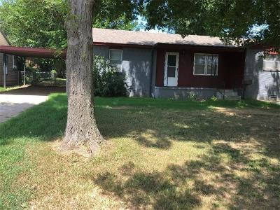 Tecumseh Single Family Home For Sale: 410 S 9th Street