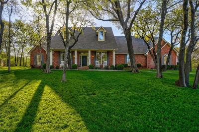 Edmond Single Family Home For Sale: 23260 Hunters Trail