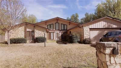 Edmond Single Family Home For Sale: 2604 Lost Trail Road