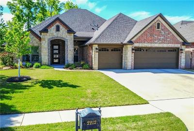 Norman Single Family Home For Sale: 2212 Burning Tree Lane