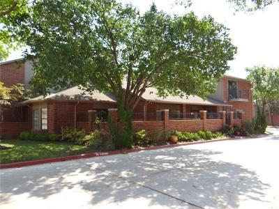 Oklahoma City Condo/Townhouse For Sale: 6208 Waterford Boulevard #109