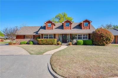 Oklahoma City Single Family Home For Sale: 2429 NW 59th Street