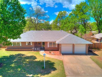 Midwest City Single Family Home For Sale: 3501 Meadowbrook Drive