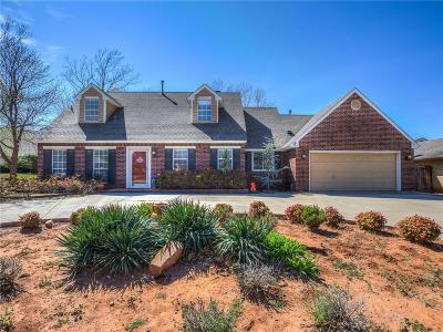 Oklahoma City Single Family Home For Sale: 6901 Lakepointe Drive