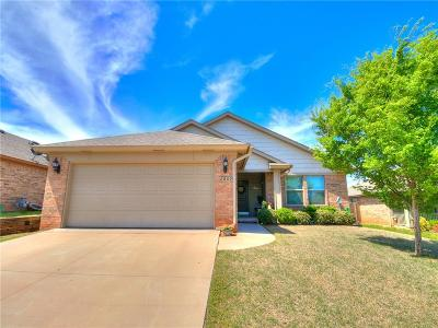 Oklahoma City Single Family Home For Sale: 2809 Fawn Lily Road