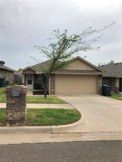 Yukon Single Family Home For Sale: 12324 SW 9th Terrace
