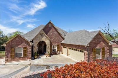 Single Family Home For Sale: 6609 Stone Valley Drive