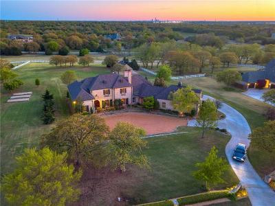 Single Family Home For Sale: 5300 Carrington Place