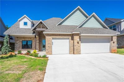 Oklahoma County Single Family Home For Sale: 2509 Bretton Lane