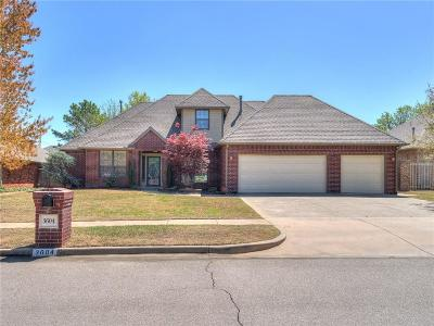 Norman Single Family Home For Sale: 3604 Quail Springs Drive