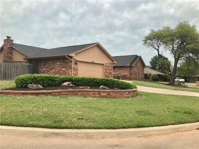Oklahoma City Single Family Home For Sale: 4052 Spyglass Road