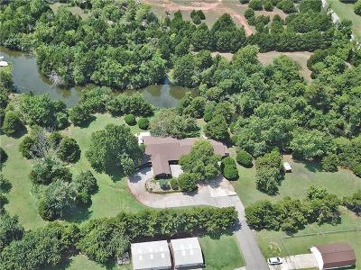 Mustang Single Family Home For Sale: 2136 W Rose Oak Drive