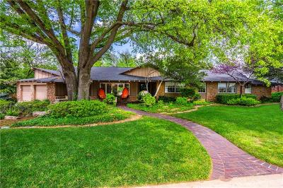 Oklahoma City Single Family Home For Sale: 5832 N Barnes Avenue