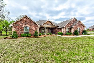 Edmond Single Family Home For Sale: 14500 Beaver Creek Road