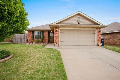 Moore Single Family Home For Sale: 3105 SE 95th Street