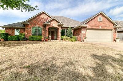 Oklahoma City Single Family Home For Sale: 11409 Pinewick Drive