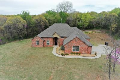 Oklahoma City Single Family Home For Sale: 16405 Timbers Drive